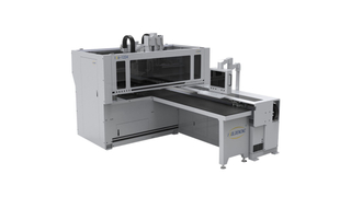 Machine de forage CNC à six côtés